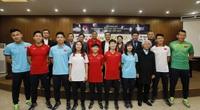 Grand Sport ra mắt mẫu áo thi đấu của ĐT Việt Nam