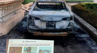 """Toyota Vios tự bốc cháy, chuyên gia kĩ sư ô tô """"mổ xẻ"""""""