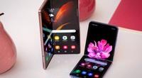 Tiết lộ ngỡ ngàng về điện thoại Samsung màn hình gập mới