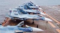 Xét về tàu sân bay, Nga tụt hậu thế nào so với Mỹ?