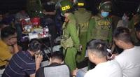 An Giang: Phát hiện 14 nam, nữ trong quán karaoke dương tính với ma túy