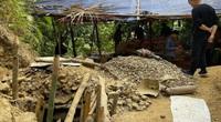 Chiêm Hóa (Tuyên Quang): Đào giếng đãi vàng trái phép, xả chất thải lạ ra môi trường