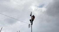 Quảng Ninh: Hoàn thành lắp đặt camera giám sát khu vực biên giới Móng Cái