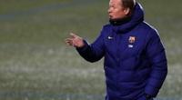 Barca giành chiến thắng, vì sao HLV Koeman vẫn bực mình?