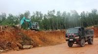 Bình Định: Bất thường thi công gói thầu Công trình nhà nước hơn 12 tỷ đồng