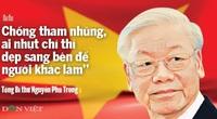 """Ông Lê Văn Cuông: """"Thành công của chống tham nhũng là do chọn đúng người đứng đầu"""""""