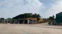 Phú Thọ: Bị xử phạt nhiều lần, trạm dừng nghỉ xây trên đất rừng sản xuất vẫn tiếp tục vi phạm