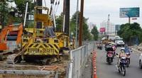 TP.HCM: Cấm thi công đào đường để người dân đón Tết Nguyên đán Tân Sửu
