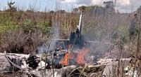 Tai nạn máy bay thương tâm, ông chủ và 4 cầu thủ thiệt mạng