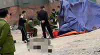 Xót xa thi thể trẻ sơ sinh bị vứt bỏ ở bãi rác