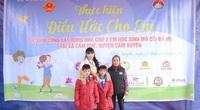 """Hoa hậu Doanh nhân Phạm Bích Thủy chung tay viết nên """"Điều ước cho em"""""""