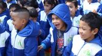 Mang Xuân Yêu Thương đến với thầy – trò Quảng Trị đổi lấy nụ cười hạnh phúc