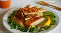 Ức gà nướng, món ngon dành cho người thèm ăn mà không muốn tăng cân