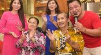 Ngưỡng mộ tình yêu 50 năm lãng mạn của ba mẹ diễn viên Lý Hùng