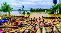 Quảng Trị: Vì sao ở nơi này nhà nào cũng có ít nhất 1 chiếc thuyền nhôm?