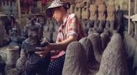 TP. HCM: Làng nghề đúc lư đồng An Hội rục rịch đón Tết