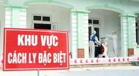 Thông báo khẩn truy vết F1 tại Hải Dương và Quảng Ninh
