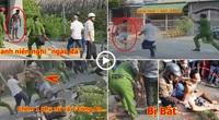 """Nam thanh niên ở Tiền Giang, nghi """"ngáo đá"""" cầm búa đánh 2 công an trọng thương"""