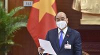 Thủ tướng Nguyễn Xuân Phúc triệu tập họp khẩn về Covid-19 tại nơi tổ chức Đại hội XIII