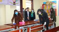 Bắc Ninh: Tạm thời cho học sinh nghỉ học 3 ngày để rà soát đối tượng tiếp xúc với ca bệnh Covid-19