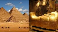 Những bí mật đáng sợ ẩn sau các kim tự tháp Ai Cập