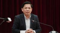 """Bộ trưởng Nguyễn Văn Thể """"chốt ngày"""" khởi công 2 dự án cao tốc Bắc - Nam cuối cùng"""