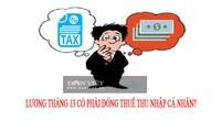 Lương tháng 13 có phải đóng thuế thu nhập cá nhân?