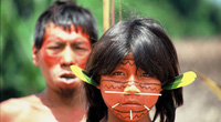 Bộ tộc sống biệt lập trong rừng sâu Amazon với những tập tục kỳ lạ, ghê rợn