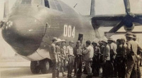"""Ảnh hiếm dàn """"ngựa thồ"""" C-130 chiến lợi của Việt Nam sau đánh Mỹ"""