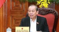Vụ doanh nghiệp tố cáo Chủ tịch huyện, Phó Thủ tướng thường trực giao Chủ tịch tỉnh chịu trách nhiệm giải quyết