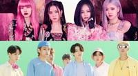BTS còn bao lâu để có thành tích YouTube bằng Blackpink?