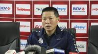 Thua Nam Định, HLV Hà Nội FC giải thích lý do dùng Đình Trọng