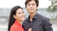 """Trai đẹp Hà Việt Dũng: """"Vợ ủng hộ tôi đóng cảnh mùi mẫn với Lương Nguyệt Anh"""""""