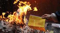 Cúng hóa vàng Tết Tân Sửa 2021, cách hóa vàng mã ra sao cho phù hợp nhất?