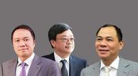 """Tử vi dự đoán năm Tân Sửu 2021 của nhóm """"anh em Đông Âu"""" Phạm Nhật Vượng,Nguyễn Đăng Quang và Hồ Hùng Anh"""