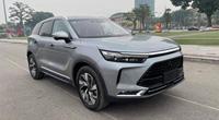 Xe Trung Quốc Beijing X7 mới lăn bánh 2.000 km rao bán  giá sốc
