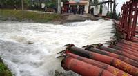 Vụ Đông Xuân 2020-2021: Vì sao Hà Nội, Hải Dương còn gần 4.000ha chưa lấy nước đổ ải?