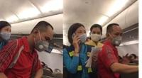 13 kiểu người bị ghét trên máy bay