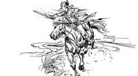 Thánh Thiên Công Chúa dụng binh như thần, Mã Viện đại bại