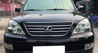 Xe đại gia Lexus đời sâu, chủ xe vẫn rao bán giá giật mình