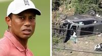 Huyền thoại golf Tiger Woods bị tai nạn xe hơi nghiêm trọng