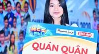 Con gái phụ công Nguyễn Hoàng Thương: Xinh xắn, tài năng, là MC tương lai