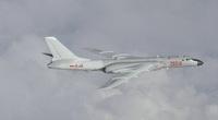 Máy bay Trung Quốc ồ ạt tập trận, gây sức ép với Đài Loan