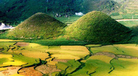 """Khách du lịch ngỡ ngàng với đảo """"Dương vật"""" và điểm đến hình bầu ngực thiếu nữ tại Hà Giang"""