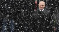 Tại sao Tổng thống Nga Putin không đội mũ cả khi trời lạnh -20 độ?