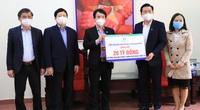 Hải Dương: Đã có doanh nghiệp ủng hộ tiền mua vắc xin và máy xét nghiệm Covid-19