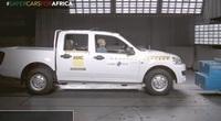 Sốc về độ an toàn của xe bán tải Trung Quốc