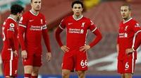Siêu máy tính báo thêm tin buồn cho Liverpool