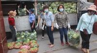 Chỉ trong vài ngày, Hội ND Hà Nội làm cách nào giúp nông dân Hải Dương, Mê Linh bán hết gần 40 tấn rau?