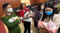 Giải cứu 3 trẻ sơ sinh trên đường bán sang Trung Quốc